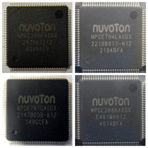 Nuvoton (NPCE)